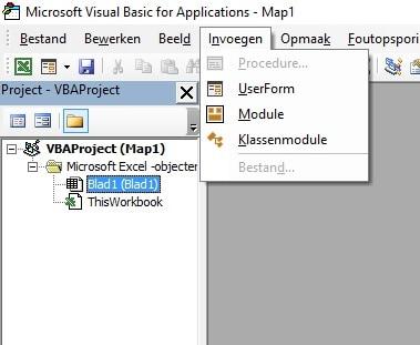 Hoe voeg je een module toe?